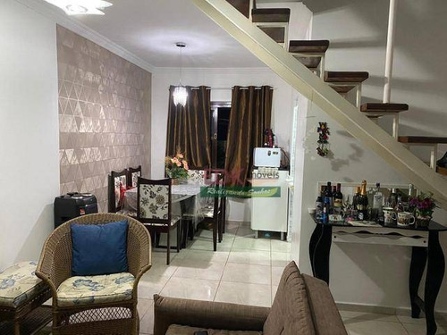 Imagem 1 de 6 de Sobrado Com 2 Dormitórios À Venda, 97 M² Por R$ 233.200 - Jardim Dayse - Ferraz De Vasconcelos/sp - So2258