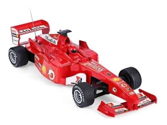 Carro Formula1 Carrera Juguete Niños 24cm
