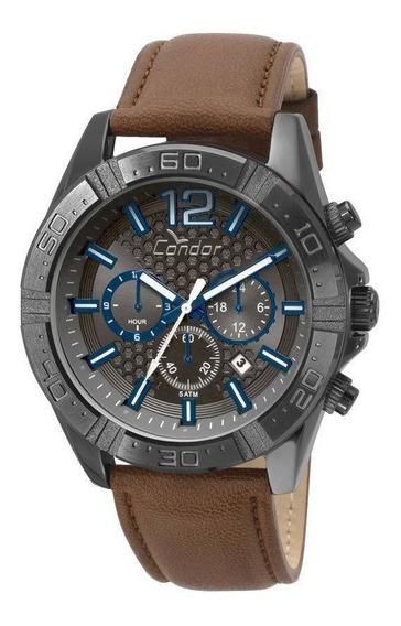 Relógio Condor Masculino Gradeados Covd33as/2p