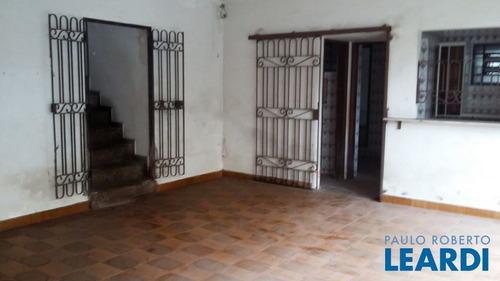 Casa Térrea - Vila Valparaíso - Sp - 600214