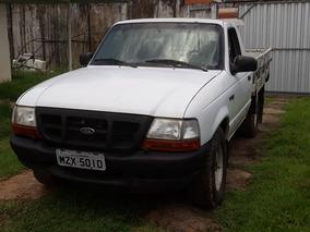 Ford Ranger 2.8 Xl Cab. Simples 4x4 2p 2002