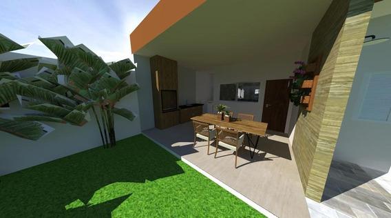 Casa Em Massaguaçu, Caraguatatuba/sp De 122m² 3 Quartos À Venda Por R$ 450.000,00 - Ca507268