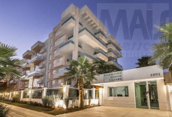 Apartamento Para Venda Em Xangri-lá, Atlântida, 3 Dormitórios, 1 Suíte, 4 Banheiros, 2 Vagas - Jva1562_2-804847