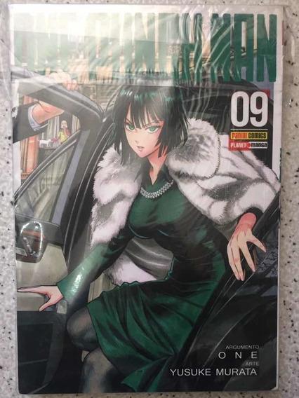 Mangá One Punch Man Volume 9