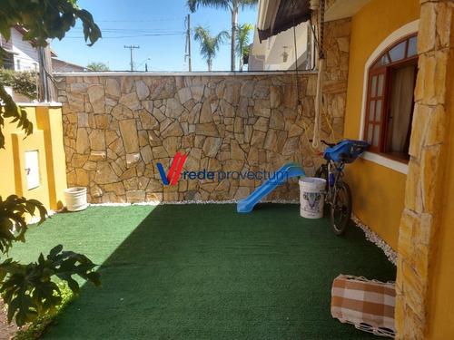 Casa À Venda Em Parque Alto Taquaral - Ca284219