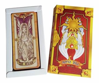 Cartas Clow Set De 56 Cartas Sakura Card Captors