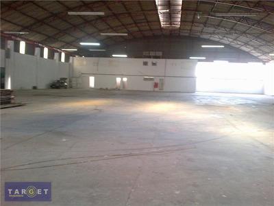 Galpão Industrial Para Locação, Vila Engenho Novo, Barueri. - Ga0023