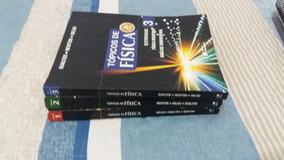Coleção Tópicos De Física Ensino Médio 3 Volumes