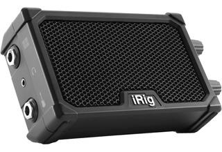 Amplificador Portatil Ik Multimedia Irig Nano Amp - Cuotas