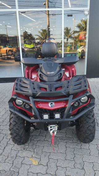 Outlander 650 Max Can Am Quadriciclo
