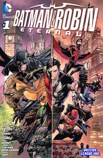 Batman & Robin Eternal Dc Comics Completo Digital