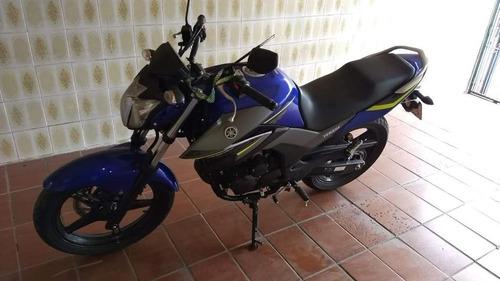 Yamaha Fazer 250 Blueflex 2017/2017 Azul