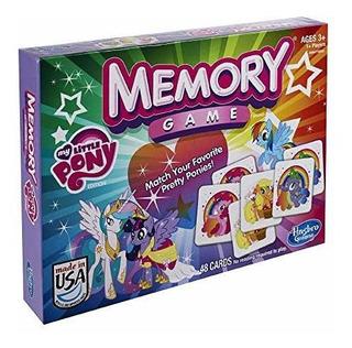 Memory Game (transformer Rescue Bot My Little Pony Original