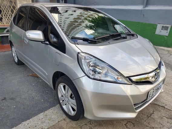 Honda Fit 2014 Ex Automático Único Dono Impecavel