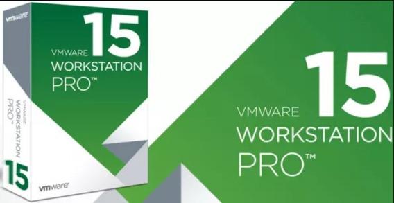 Vmware Workstation Pro 15.1.0 + Licença Original