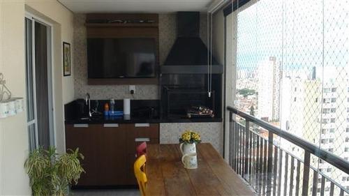 Imagem 1 de 15 de Apartamento Residencial À Venda, Vila Bertioga, São Paulo. - Ap3953