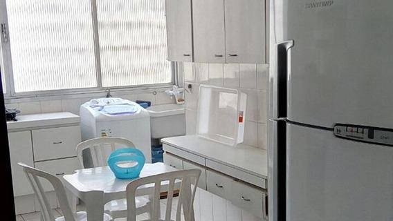 Excelente Apartamento 4 Dormitórios Vende E Aluga Só Temporada - Vista Mar - Pitangueiras - Guarujá - Ap1338
