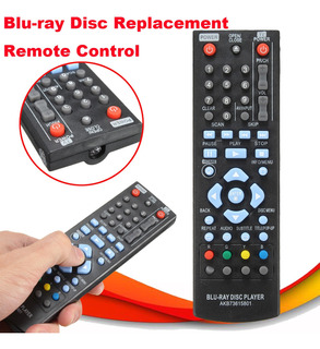 Mando A Distancia De Repuesto Akb73615801 Blu-ray Disc Tv Pa