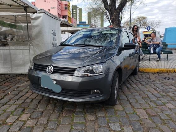 Volkswagen Voyage 1.6 Trenline 101cv 2014
