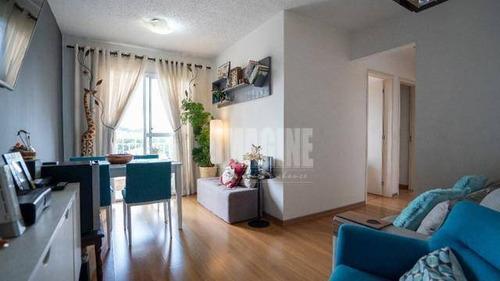 Apto Na Vila Matilde Com 3 Dorms, 1 Vaga, 58m² - Ap14535