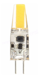 Bipin Led G4 12 Volts Reemplazo - 2 Watts - Blanco Cálido