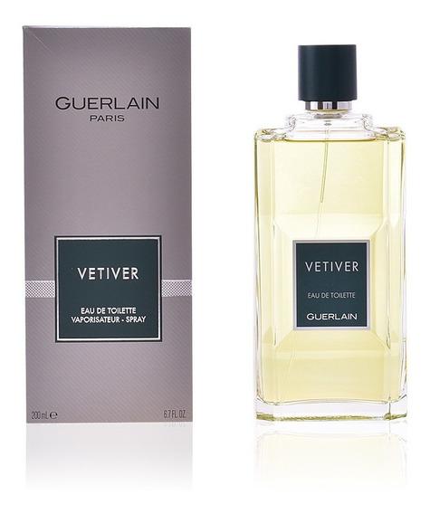 Perfume Guelain Vetiver 100ml Edt Original A Pronta Entrega
