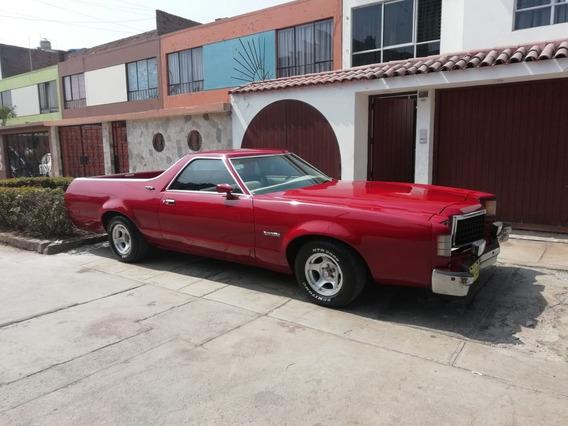 Ford Ranchero 1977 ,automatico,v8