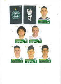 Campeonato Brasileiro 2013 - Time Coritiba Completo - 6.00