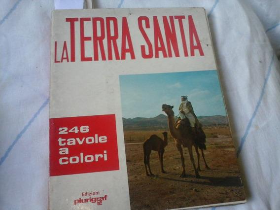 Livro La Terra Santa 246 Fotos Coloridas