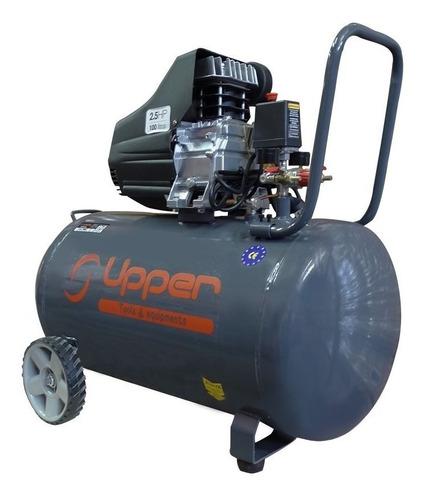 Compresor De Aire Eléctrico Monofásico Upper Up-d2550