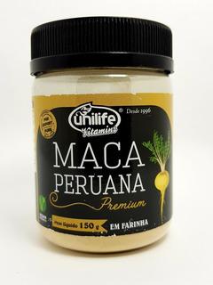 Maca Peruana Em Pó Premium 150g Unilife