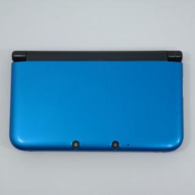 Seminovo Console Nintendo 3ds Xl Azul Com Case Sem Stylus