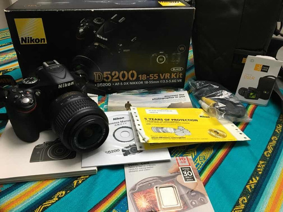 Máquina Fotográfica Semi Profissional Nikon