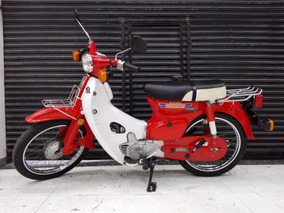 Honda Passport C70 Deluxe 1981 No Econo Power Coleccion !!