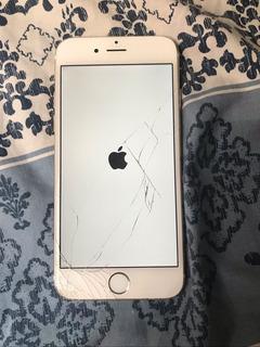 Compramos iPhone 6 Em Diante Com Tela Quebrada Com Icloud Ok