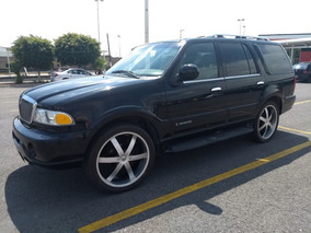 Lincoln Navigator Vagoneta 4x4 At