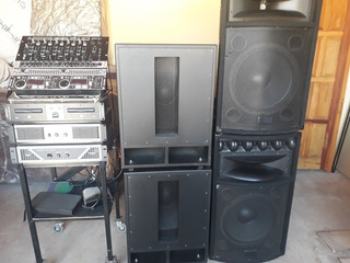 Equipo De Dj Audio