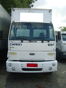 Cargo 1217 / Baú / (01/02) Bom, Bonito E Barato