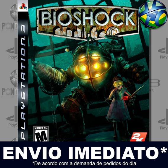 Bioshock Ps3 Digital Psn Promoção