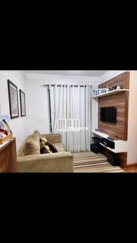 Apartamento Com 3 Dormitórios À Venda, 56 M² Por R$ 280.000 - Cocaia - Guarulhos/sp - Ap2794