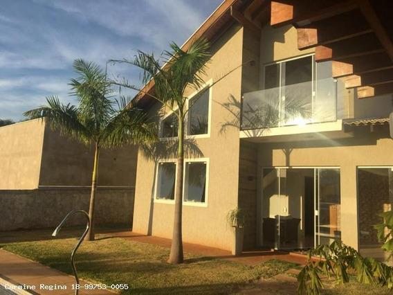 Casa Em Condomínio Para Venda Em Santo Inácio, Oasis Do Paranapanema, 2 Dormitórios, 1 Suíte, 2 Banheiros - 180