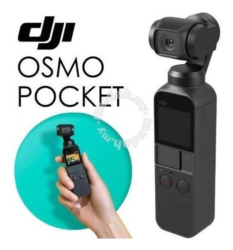 Dji Osmo Pocket 4k Slowmotion;hyperlapse And Sports Kit
