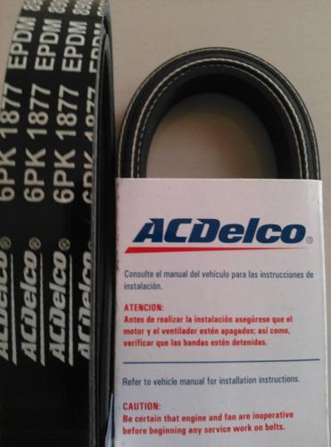 Correa Unica Multicanal Optra Limited  Tapa Amarilla Gates