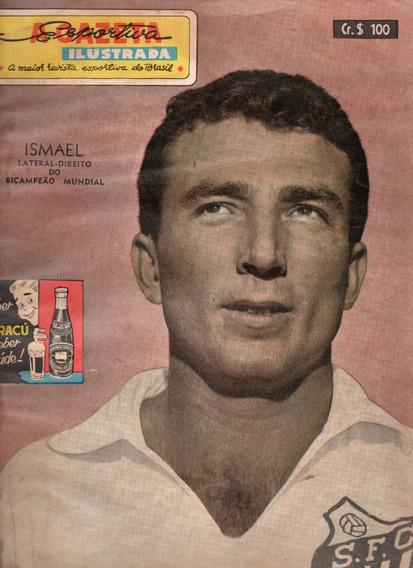 A Gazeta Esportiva Ilustrada Nº 271, De Fevereiro De 1965