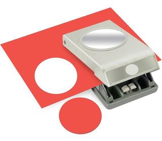 Perforadora Para Papel De 6 Cm De Diametro En Forma De Circulo Scrapbook