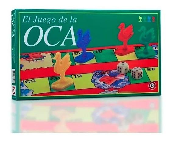 Linea Verde Juego De La Oca 6115 E.full