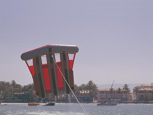 Big Flyer-brinquedo Aquático Até12 Lugares- Marina Atlântica