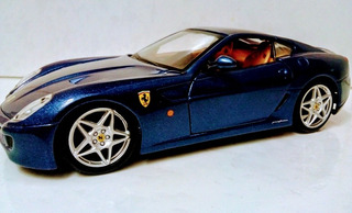 Miniatura Ferrari 599 - Maisto - Original