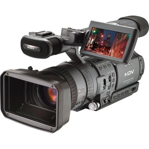 Fimadora Sony Hdr-fx1 E Hdr-fx 1000 : Vendo Peças