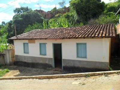 Casa Com 4 Quartos Para Comprar No Centro Em Sobrália/mg - 611